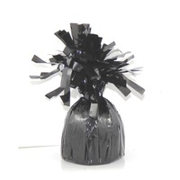 Foil Balloon Weight - Black