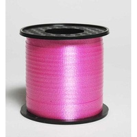 Hot Pink Curling & Balloon Ribbon (460m)