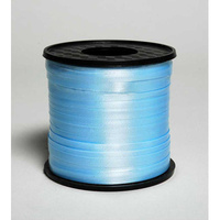 Light Blue Curling & Balloon Ribbon (460m)