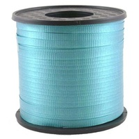 Teal Curling & Balloon Ribbon (460m)