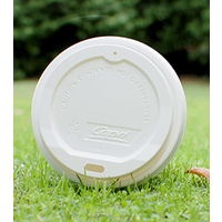 Coffee Cup Lid 12oz - Pack Of 100