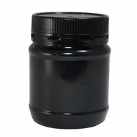 Black Face and Body Paint - 250ml