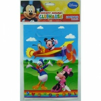 Mickey Mouse Clubhouse Loot Bag, - Pk 8