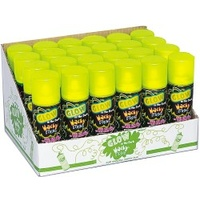 Glow in The Dark Silly String - 3 oz