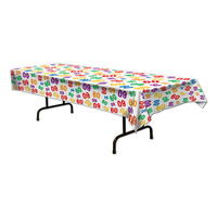"""60"" Plastic Rectangle Tablecover"