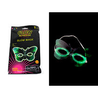 Glow in the Dark Butterfly Mask