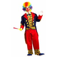 Checkers The Clown Costume