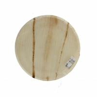"Palm Leaf Lunch Plate 7"" - Pack of 25"