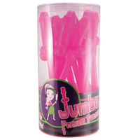 Jumbo Pecker Straw