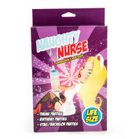 Naughty Nurse Inflatable Love Doll