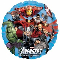 "18"" Marvel Avengers Assemble Foil Balloon*"