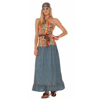 Hippie Groovy Girl Costume