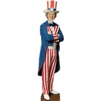 Uncle Sam Self Standing Prop