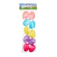 Fillable Easter Eggs - pk 10