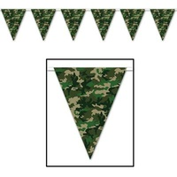 Camouflage Bunting