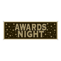 Awards Night Banner