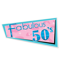 Fabulous 50's Cutout*