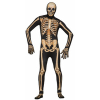 Deluxe Skeleton Disappearing Man Costume