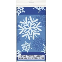 Snowflake Rectangle Tablecover*
