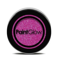 Candy Pink UV Loose Body Glitter Shaker - 4g