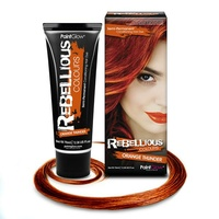 Orange Thunder Semi-Permanent Hair Dye - 70ml