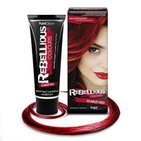 Scarlet Red Semi-Permanent Hair Dye - 70ml