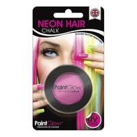 Neon Pink UV Hair Chalk - 3.5g