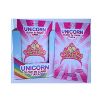 Unicorn Glow in Dark Tiara