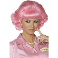 Pink Frenchy Wig