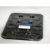 Disposable Muffin Carrier With Lid