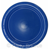 Royal Blue Lunch Plate 180mm Pkt 25