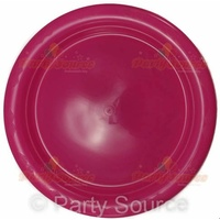Magenta Lunch Plate 180mm Pkt 25