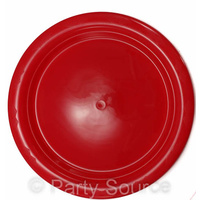 Red Dinner Plate 230mm Pkt 25