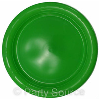 Lime Green Dinner Plate 230mm Pkt 25