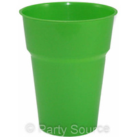 Lime Cup 285ml Pkt 25