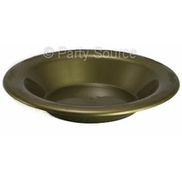 Gold Bowl 180mm Pkt 25