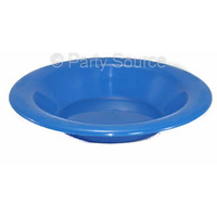 Royal Blue Bowl 180mm Pkt 25
