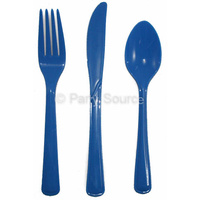 Royal Blue Spoon Pkt 25
