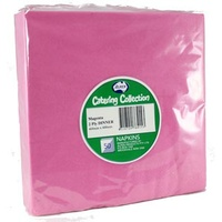 Magenta Dinner Napkins 2 Ply -  Pack of 50