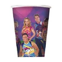 Hi-5 Cups - Pack Of 8