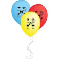 The Wiggles Balloons - Pk 6