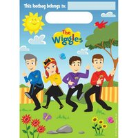 The Wiggles Loot Bags - Pk 8