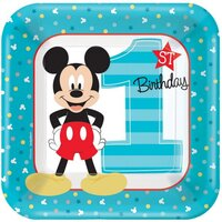 Mickey Fun To Be One 7in/17cm