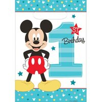 Mickey Mouse Fun To Be One Loot Bags