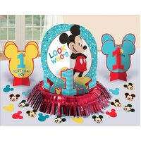 Mickey Fun To Be One Table Decorations Kit