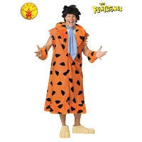 Fred Flinstone Deluxe Costume- Std