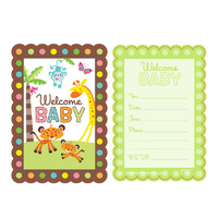 Fisher Price Baby Invitation Kit - Pk 8