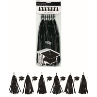 Grad Tassel Garland - 7 ft