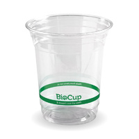 420ml Clear Biocup - Pk 50