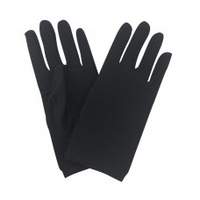 Short Gloves Black
